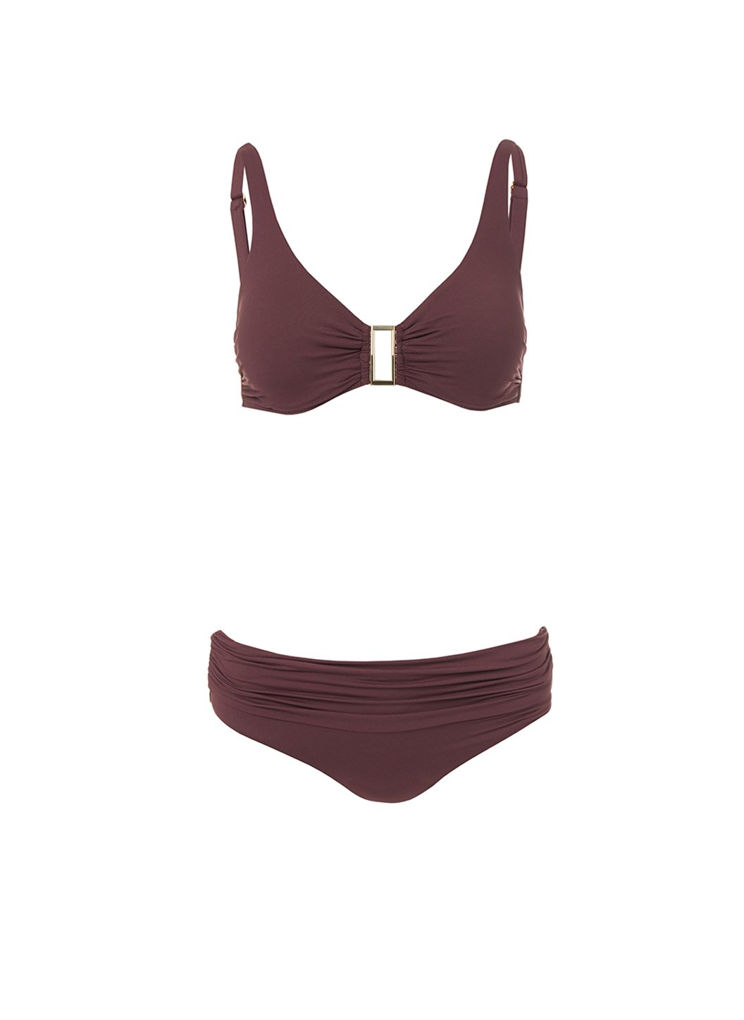 belair walnut overtheshoulder supportive bikini 2019