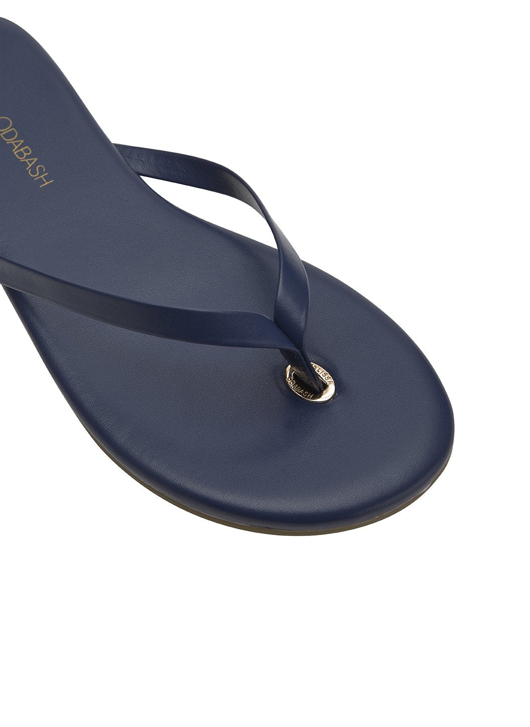 flip flop leather navy 2019 3