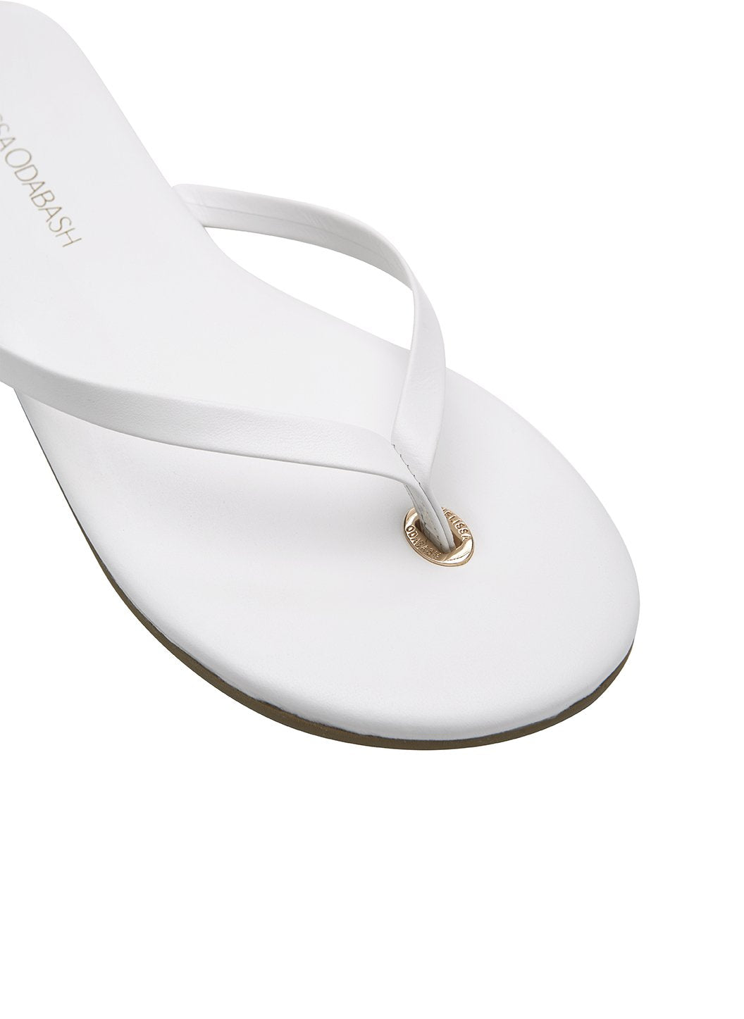 flip flop leather white 2019 3