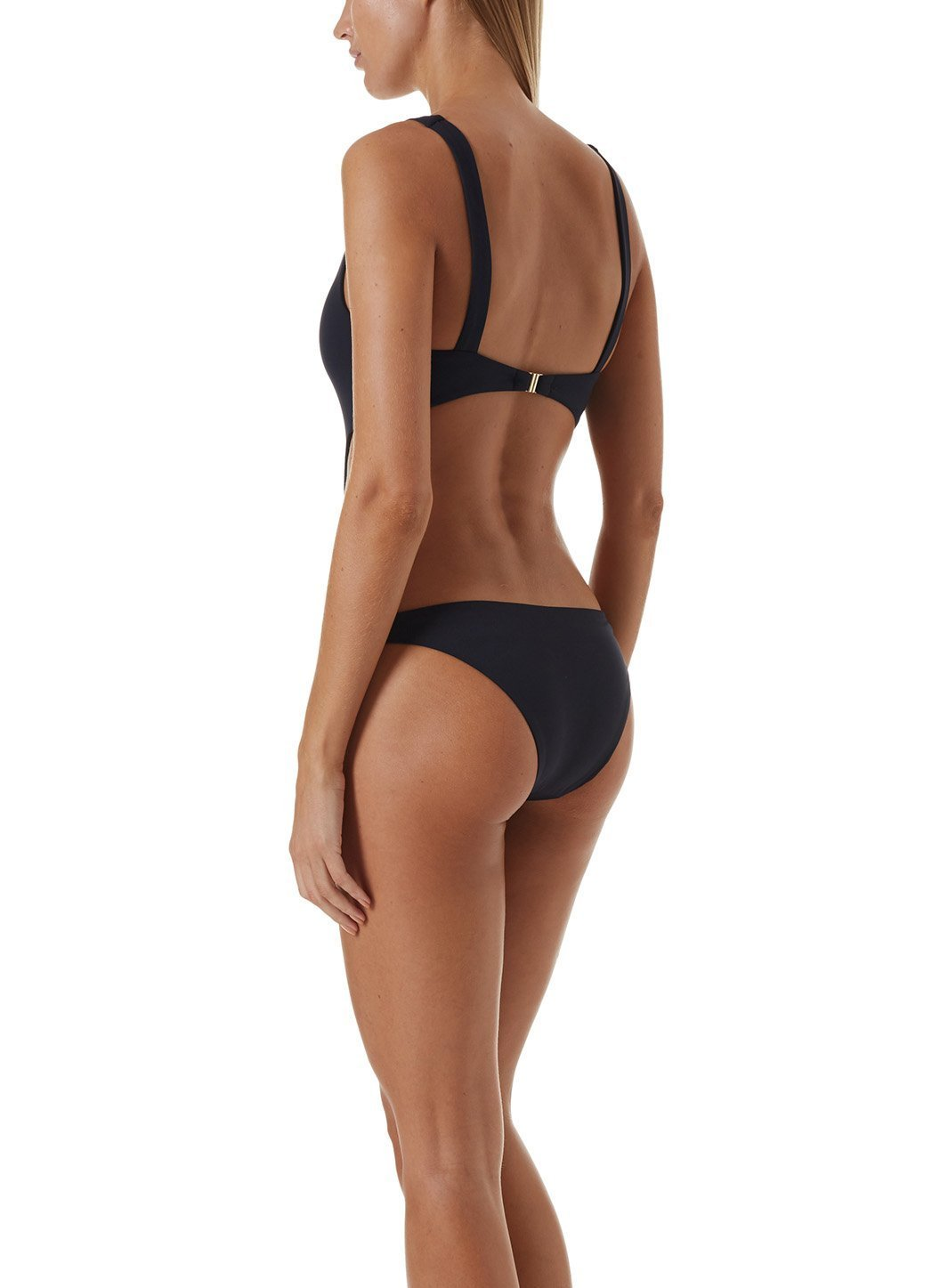 geneva black swimsuit