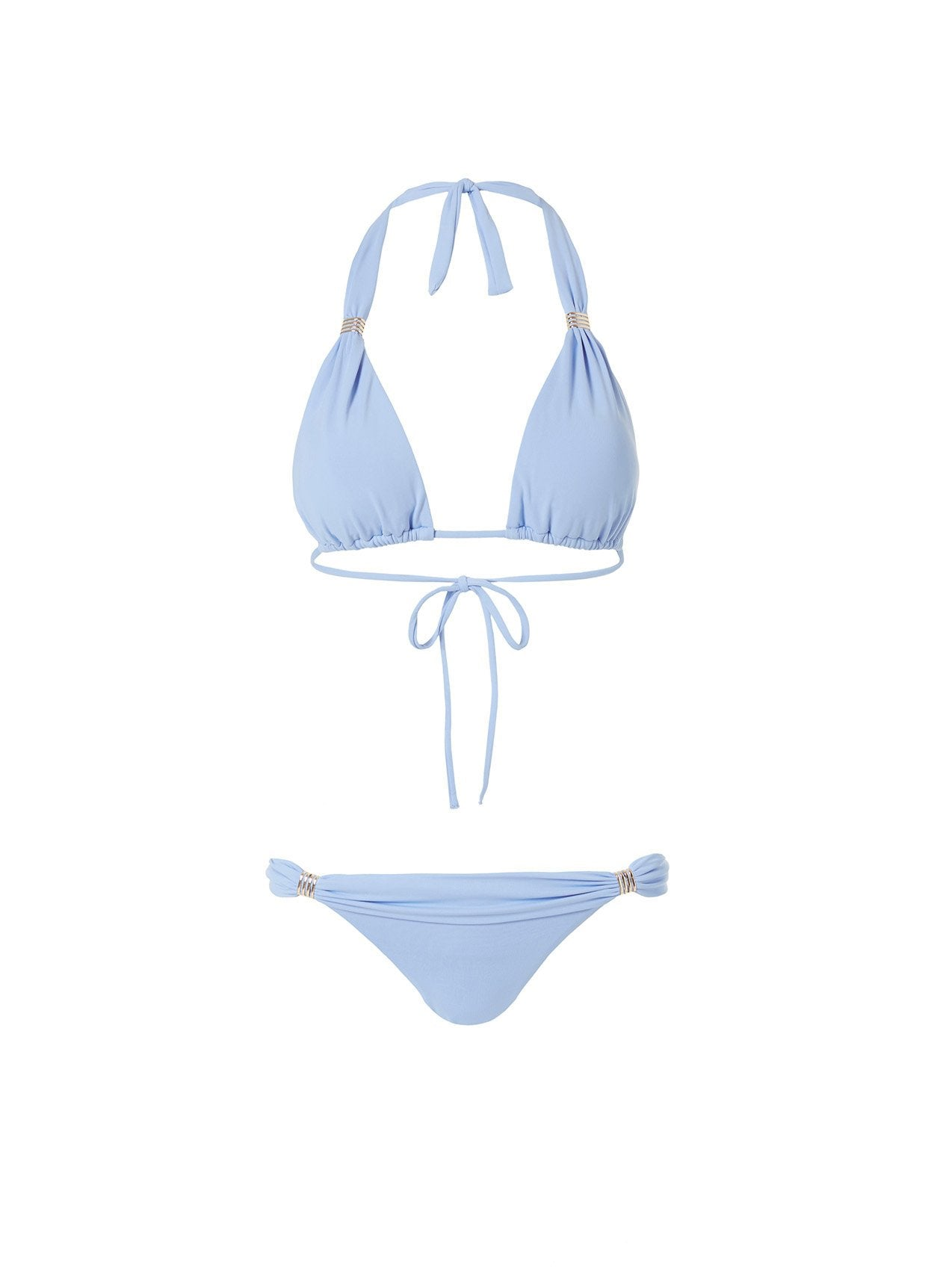Grenada Cornflower Adjustable Halterneck Bikini 2020