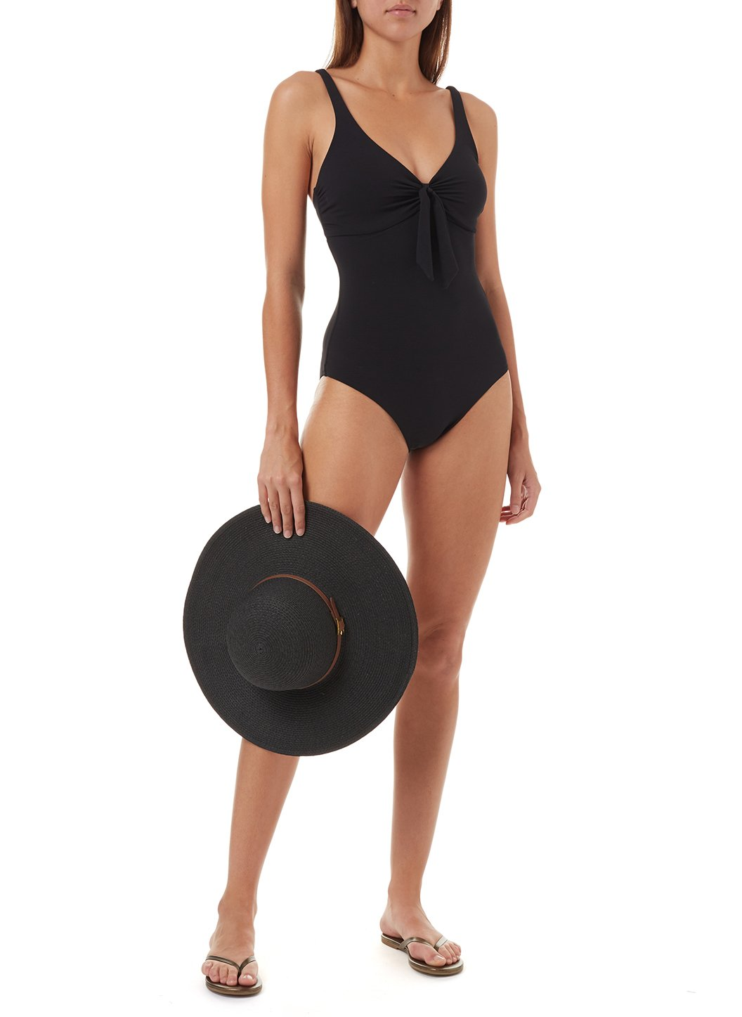 jemima wide brim beach hat black 2019 2