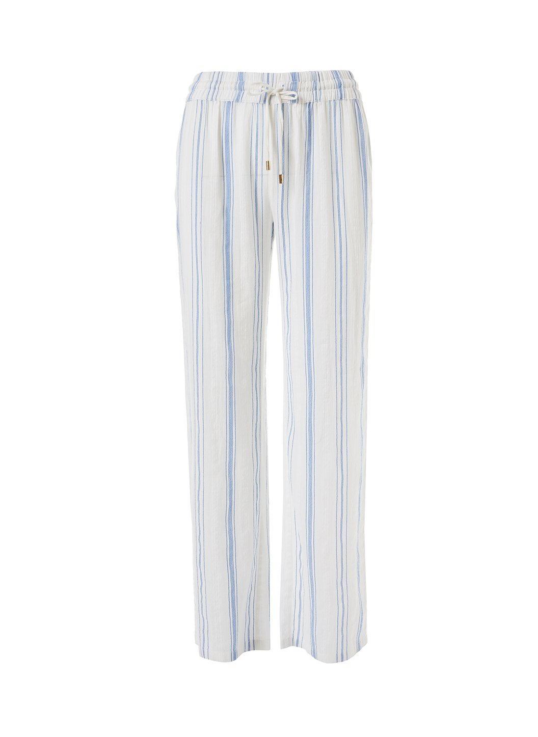 krissy blue stripe straight leg trouser 2019