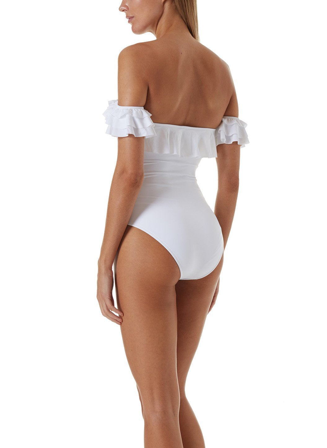 lima white swimsuit