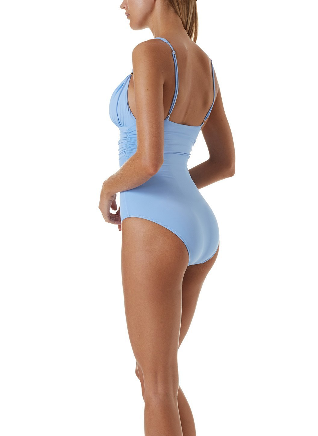 panarea cornflower swimsuit