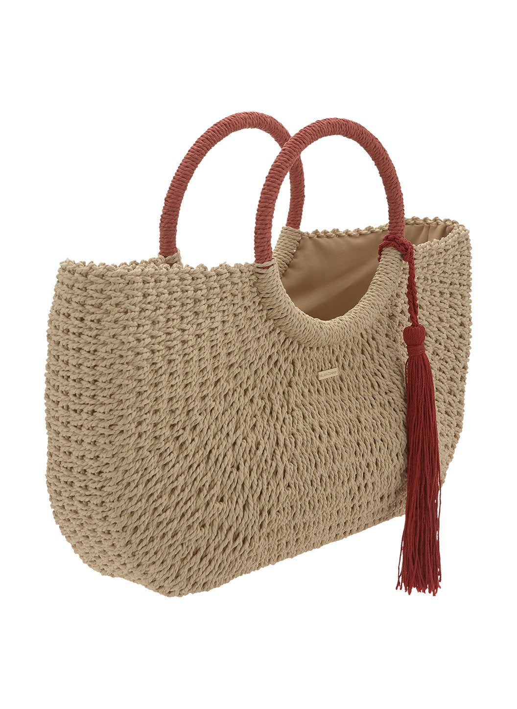 sorrento woven basket bag natural cinnamon 2019 2