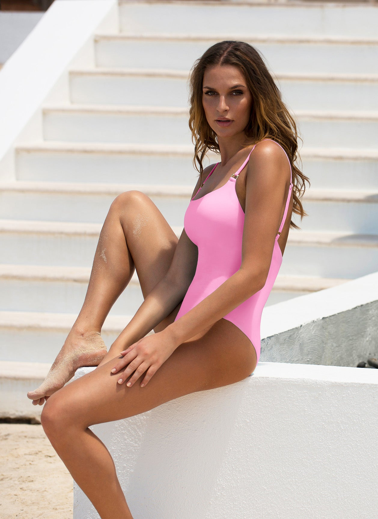 Tosca Rose Swimsuit