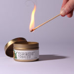 Teakwood Tobacco - Just Bee Candles