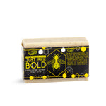 Just Bee Bold Exfoliating Citrus - 100% Natural Organic Bar Soap