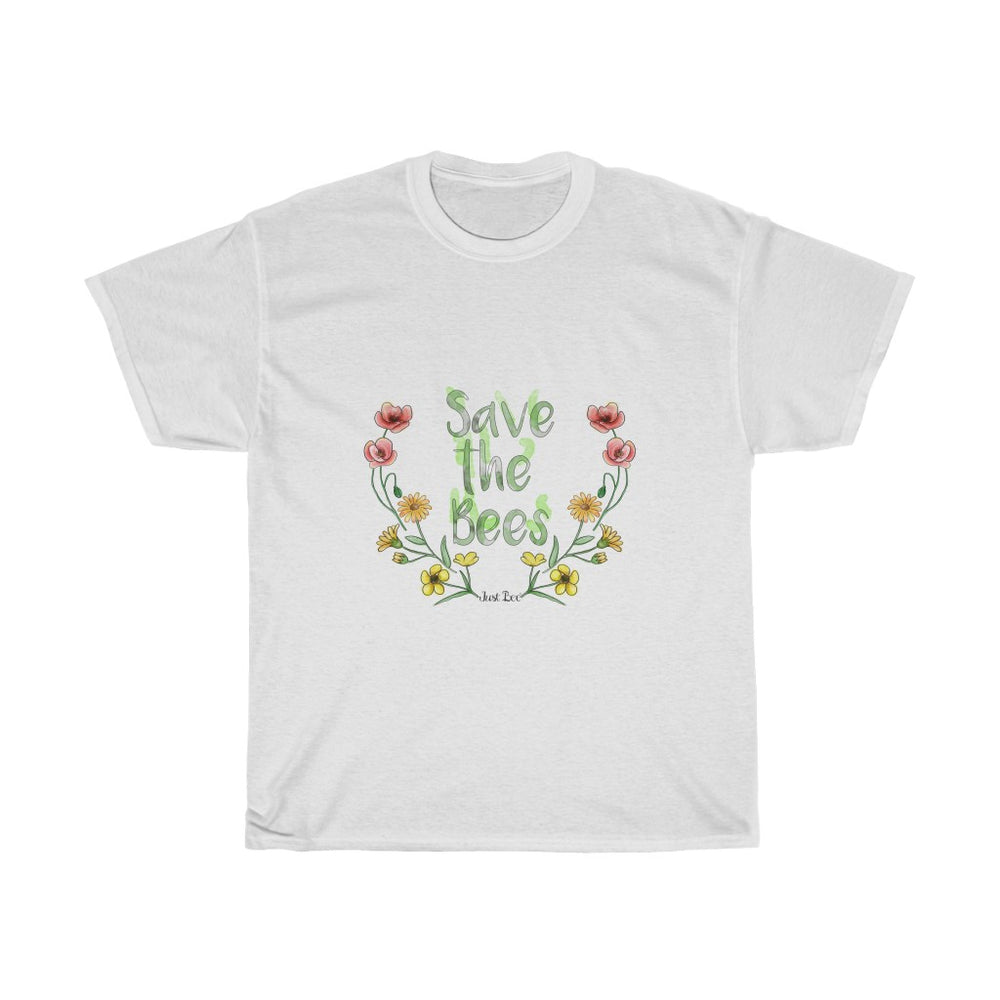 Save the Bees -  100% Cotton Shirt
