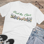 Feed The Bees - Organic Creator T-shirt - Unisex