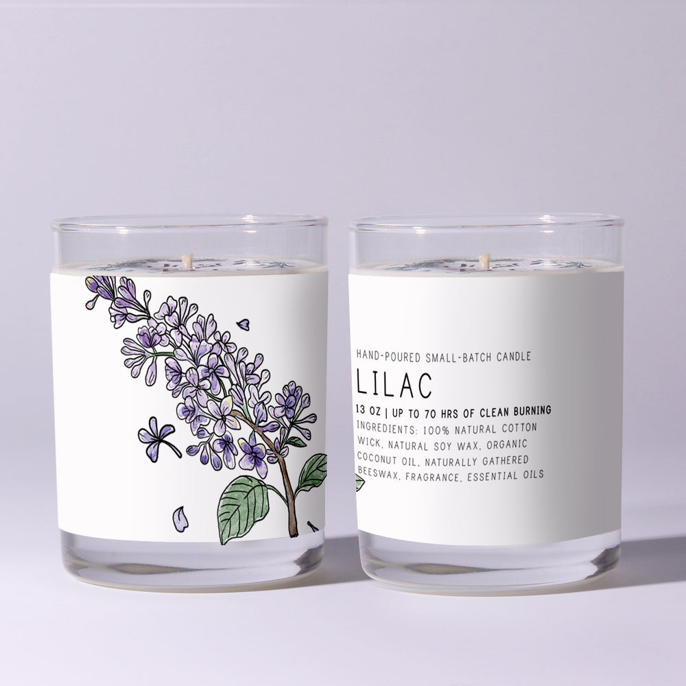 Lilac - Just Bee Candles