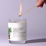 Christmas Hearth - Just Bee Candles