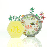 Patchouli Geranium - 100% Natural Lotion Bar