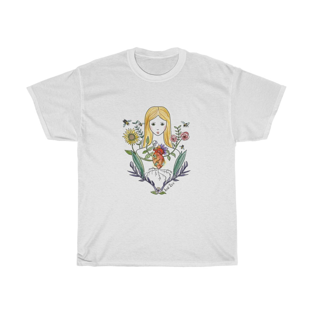 Heart of the Bees -  100% Cotton Shirt