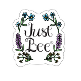 Just Bee Flower Wreath