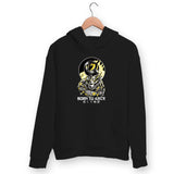 Born To Race Hoodie For Men & Women Clothing Black / S Turtle Dojo