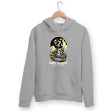 Born To Race Hoodie For Men & Women Clothing Melange Grey / M Turtle Dojo