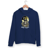 Born To Race Hoodie For Men & Women Clothing Navy Blue / M Turtle Dojo