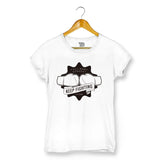 Boxing T-shirt For Women Clothing White / XS Turtle Dojo