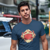 Cancer Zodiac T-shirt For Men Clothing Turtle Dojo
