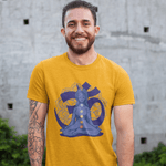 Chakras T-shirt For Men Clothing Turtle Dojo