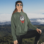 Cool Panda Hoodie For Men & Women Clothing Turtle Dojo