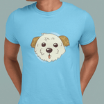 Cute Morkie Dog T-shirt For Men Clothing Turtle Dojo