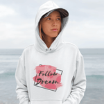Follow Your Dream Hoodie For Men & Women Clothing Turtle Dojo