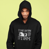 It's Anime Hoodie For Men & Women Clothing Turtle Dojo
