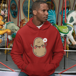 Kawaii Potato Hoodie For Men & Women Clothing Turtle Dojo