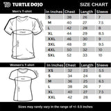 Lock & Key Couple T-shirt Couple Tshirt Turtle Dojo