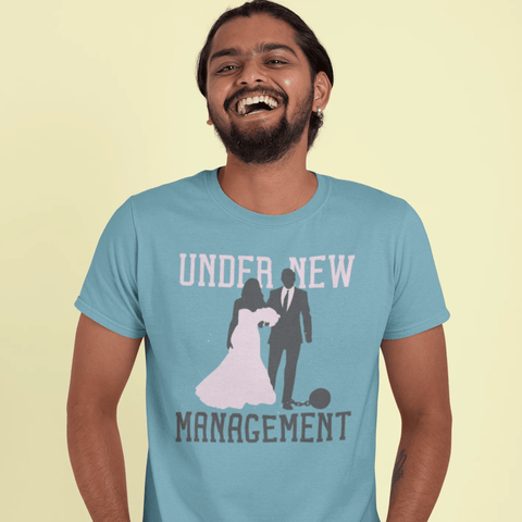 Marriage Management T-shirt For Men Clothing Turtle Dojo