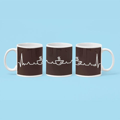 Coffee Is Life Coffee Mug