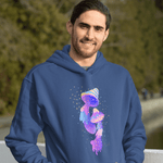 Psychedelics Mushrooms Hoodie For Men & Women Clothing Turtle Dojo