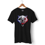 Wolfy Gamer Official T-shirt For Men Clothing Black / S Turtle Dojo