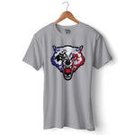 Wolfy Gamer Official T-shirt For Men Clothing Melange Grey / S Turtle Dojo