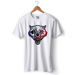 Wolfy Gamer Official T-shirt For Men Clothing White / S Turtle Dojo
