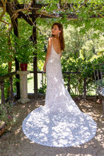Load image into Gallery viewer, BLUE SKIES-Bridal-Gown Sample