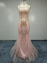 Load image into Gallery viewer, Pink Evening Wear