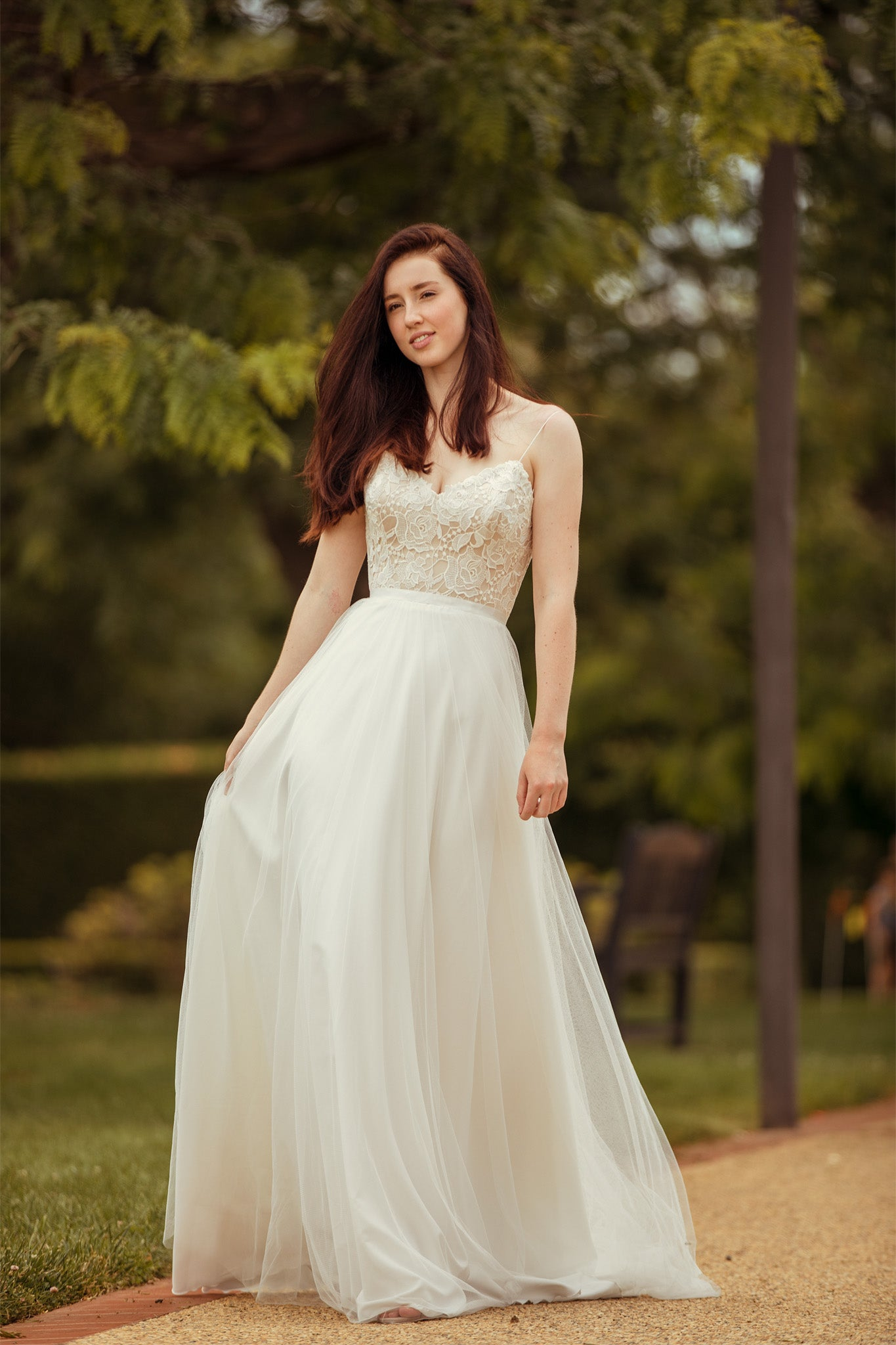 FERN-Wedding Dress