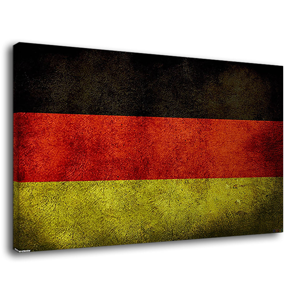 Germany Flag Retro Decorative Metal Sign  National