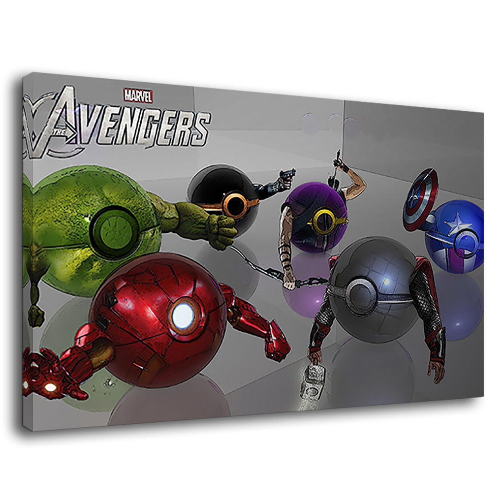 Hulk Comic Character Iron Man Thor Captain America