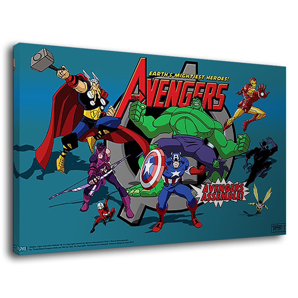 Pokemon Avengers Comics Superhero Children Show