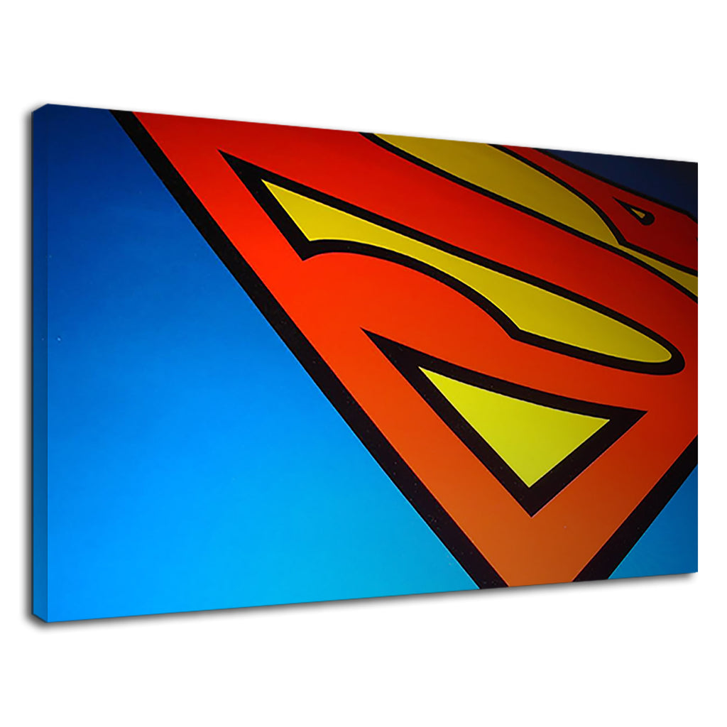 Fictional Superhero Superman Gorgeous Logo