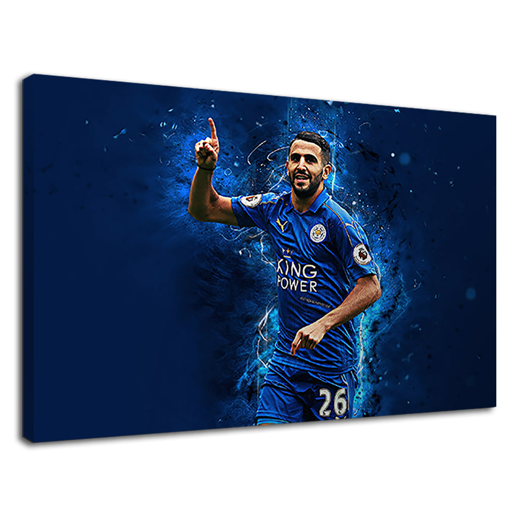 Riyad Mahrez Manchester City 26 Football