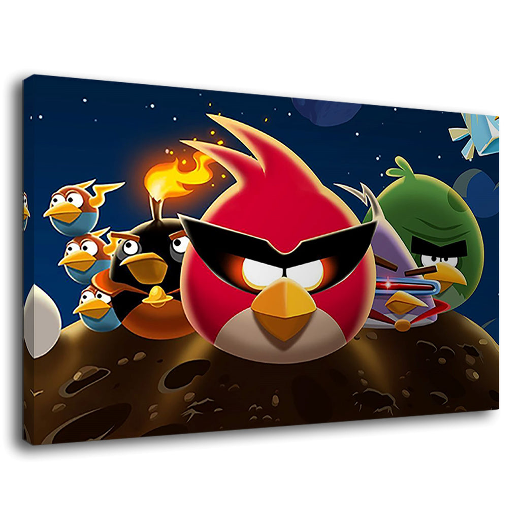 Angry Birds Is A 2009 Casual Puzzle Video Game