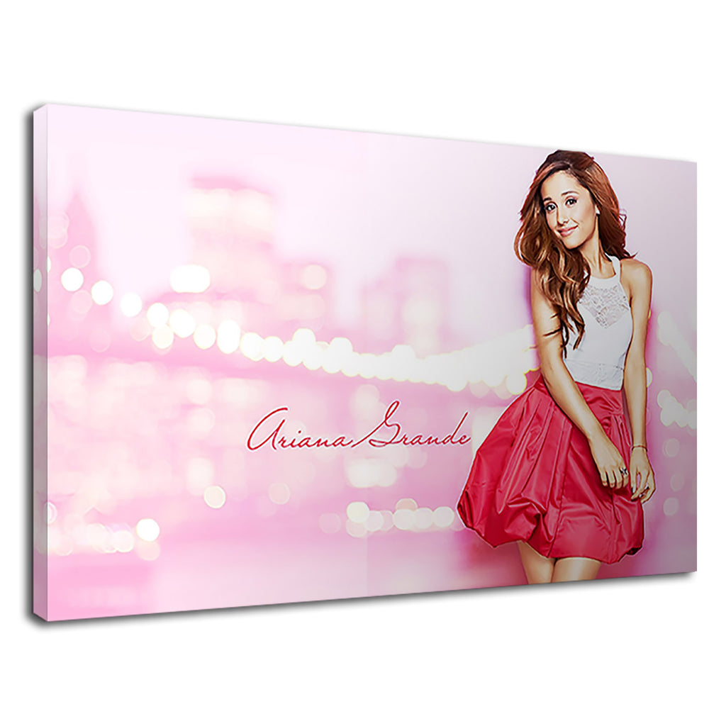 Ariana Grande Girls Room Beautiful Popstar Pink