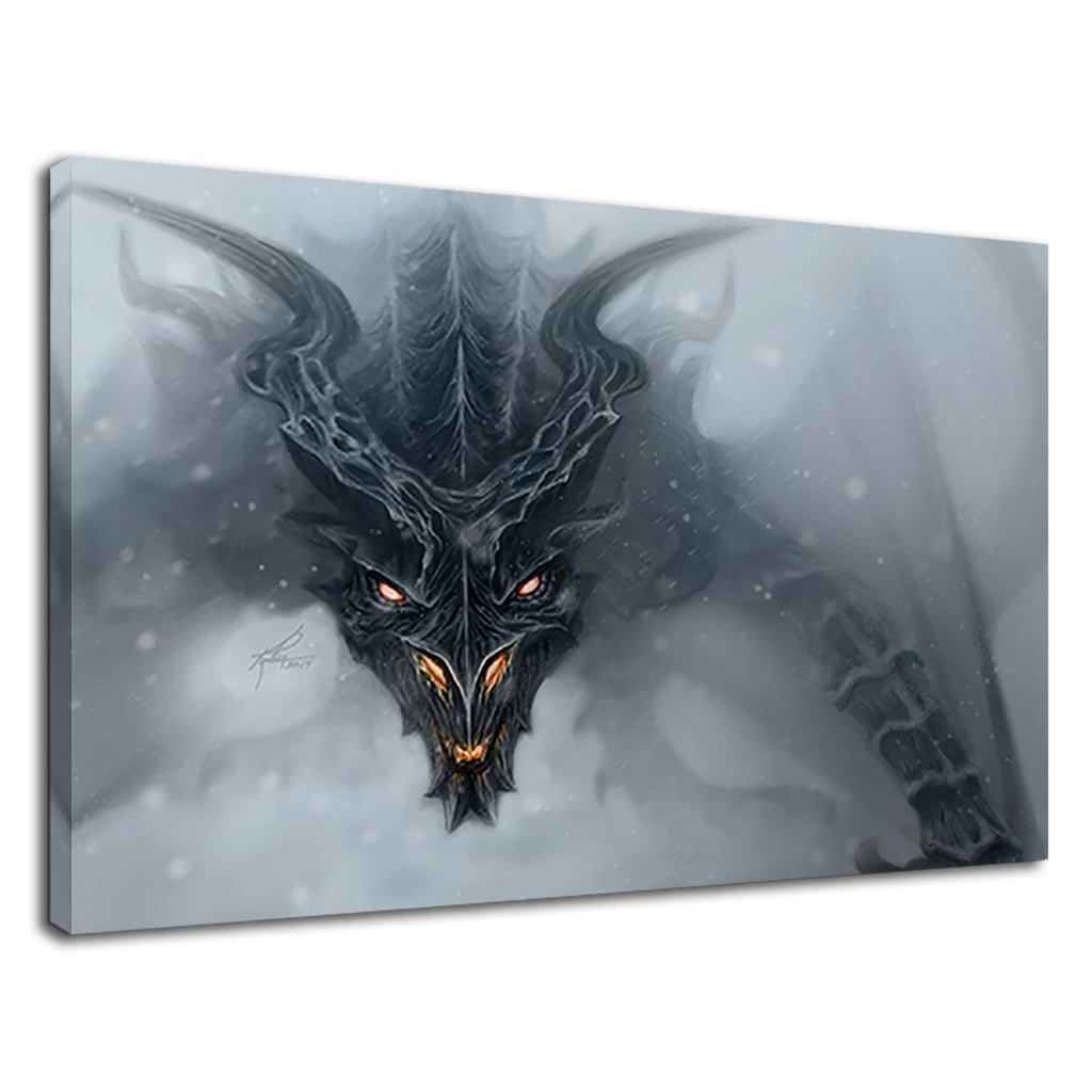 Alduin Dragon From Mythology For Boys Bedroom