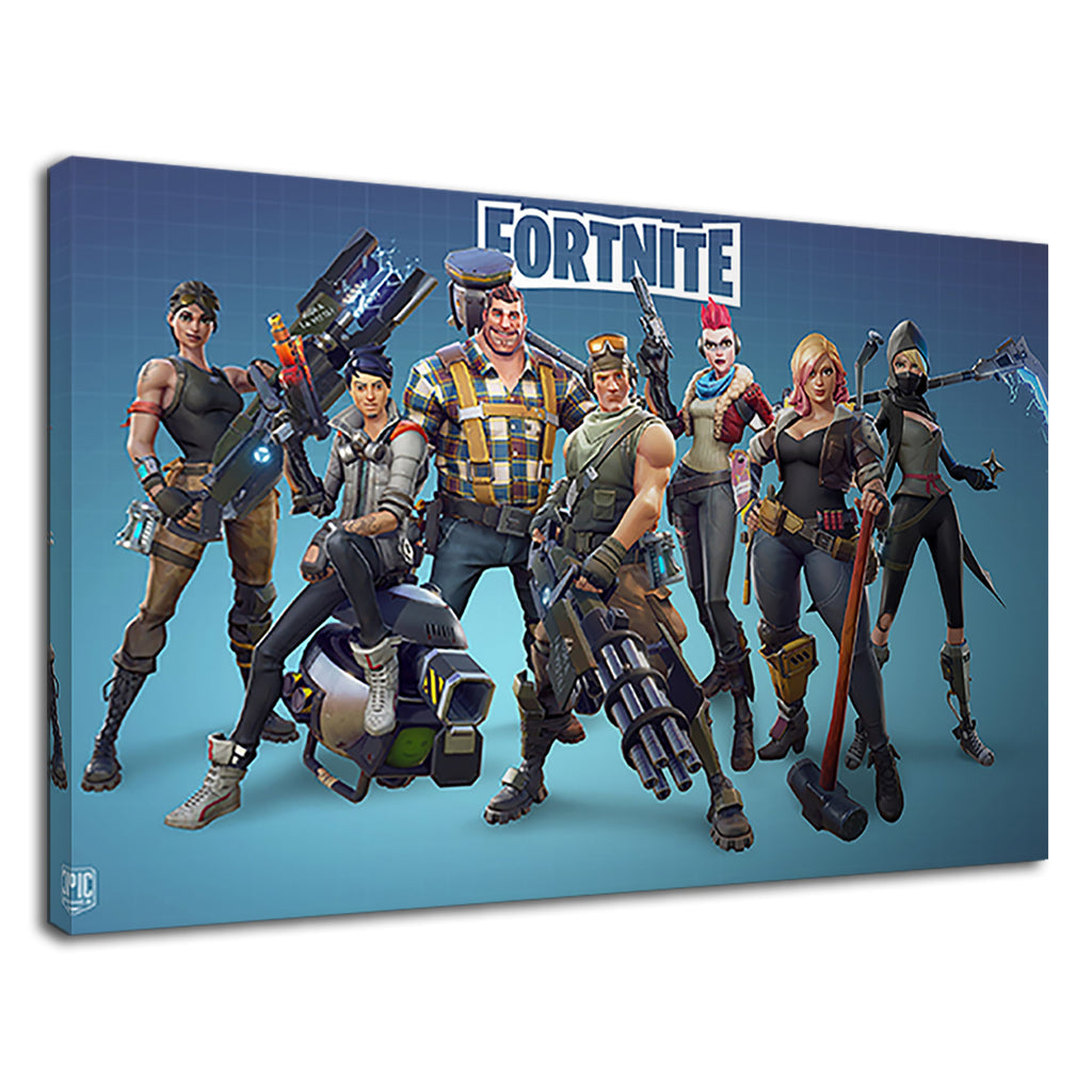 Epic Gaming Fortnite Character Cast Playstation